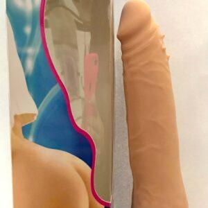 Consolador Real Flexible 18cm