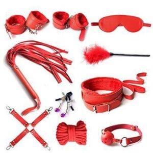kit Bondage Rojo