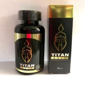 titancaps +titan gel gold